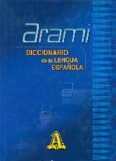 Arami Diccionario de la Lengua Española 2 Tomos