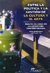Entre la Política y la Gestión de la Cultura y el Arte