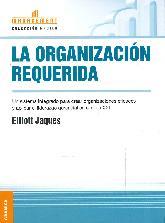 La organización requerida