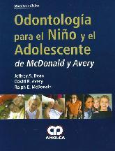 Odontología para el Niño y el Adolescente de McDonald y Avery