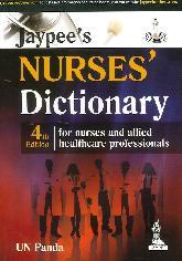 Jaypee's Nurses' Dictionary