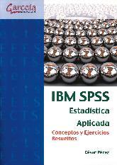 IBM SPSS. Estadística Aplicada