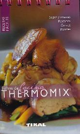Fichas de Cocina Thermomix Recetas Fáciles