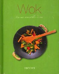 Wok Las más irresistible recetas