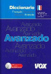 Diccionario Avanzado Español Frances Francais Espagnol Larousse