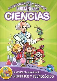 A descubrir y a conocer la Magia de las Ciencias con CD