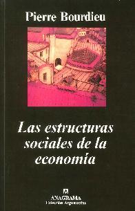 Las estructuras sociales de la economia