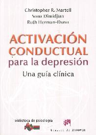 Activación conductual para la Depresión