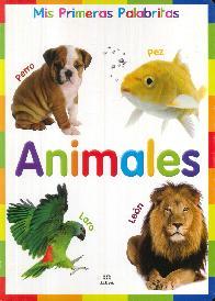 Animales Mis primeras palabritas