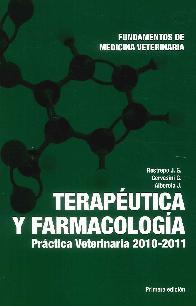 Terapéutica y Farmacología