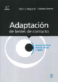 Adaptación de lentes de contacto