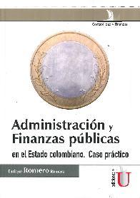 Administración y Finanzas Públicas