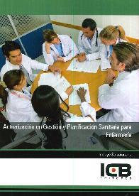 Actualización en Gestión y Planificación Sanitaria para Enfermería
