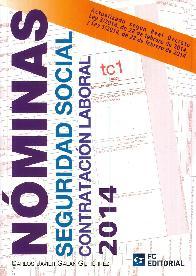 Nóminas Seguridad Social Contratación Laboral 2014