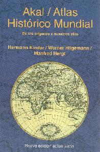 Akal/ Atlas Historico Mundial