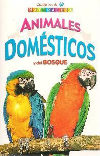 Animales domesticos y del bosque