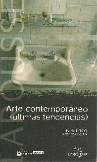 Arte contemporaneo (ultimas tendencias)