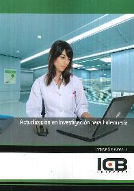 Actualización en Investigación para Enfermería