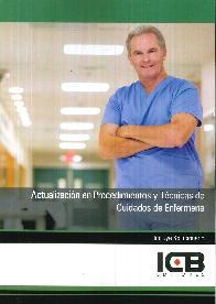Actualización en Procedimientos y Técnicas de Cuidados de Enfermería