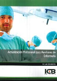 Actualización Profesional para Auxiliares de Enfermería