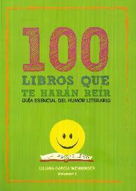 100 Libros que te harán reír