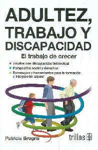 Adultez, Trabajo y Discapacidad