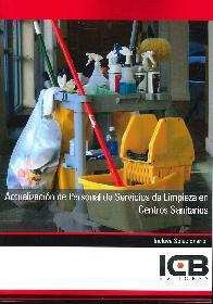 Actualización de Personal de Servicios de Limpieza en Centros Sanitarios