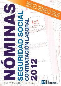 Nóminas Seguridad Social Contratacion Laboral 2012