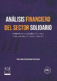 Análisis Financiero del Sector Solidario