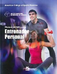 Manual ACSM para el Entrenador Personal