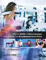 Manual de ACSM de Entrenamiento de la Fuerza y del Acondicionamiento Físico