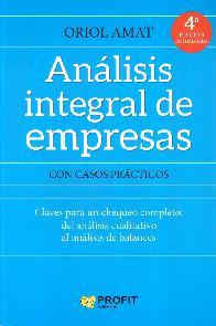 Análisis Integral de Empresas