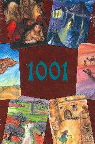 Cartas 1001. 55 cartas de imágenes para invertar mil y un cuentos