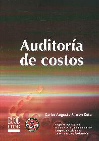 Auditoría de Costos