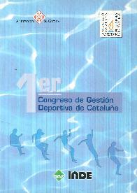 1er Congreso de gestión deportiva de Cataluña
