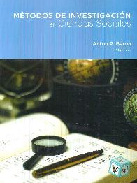 Métodos de Investigación en Ciencias Sociales