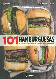 101 Hamburguesas que tenés que probar antes de morir