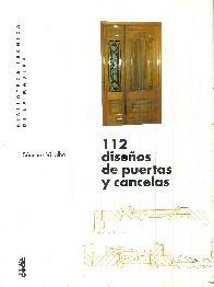 112 diseños de puertas y cancelas