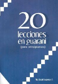 20 lecciones en guaraní (para principiantes)