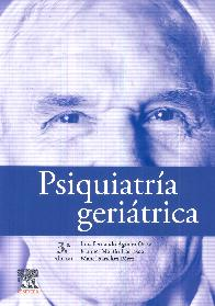 Psiquiatría geriátrica