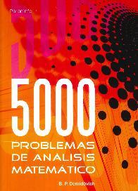 5000 problemas de análisis matemático