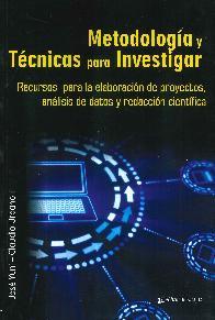 Metodología y Técnicas para Investigar