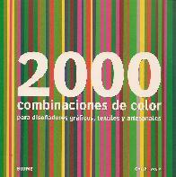 2000 Combinaciones de Colores