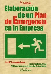 Elaboracion de un plan de emergencia en la empresa