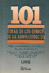 101 ideas de los genios de la Administracion