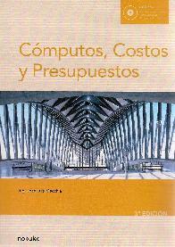 Cómputos, costos y presupuestos con CD