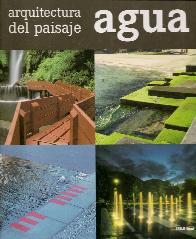 Agua Arquitectura y Paisaje