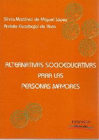 Alternativas Socioeducativas para las Personas Mayores