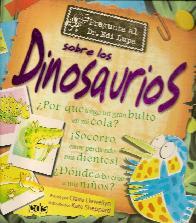 Pregunta al Dr. Edi Lupa sobre los Dinosaurios