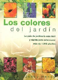 Los colores del jardin